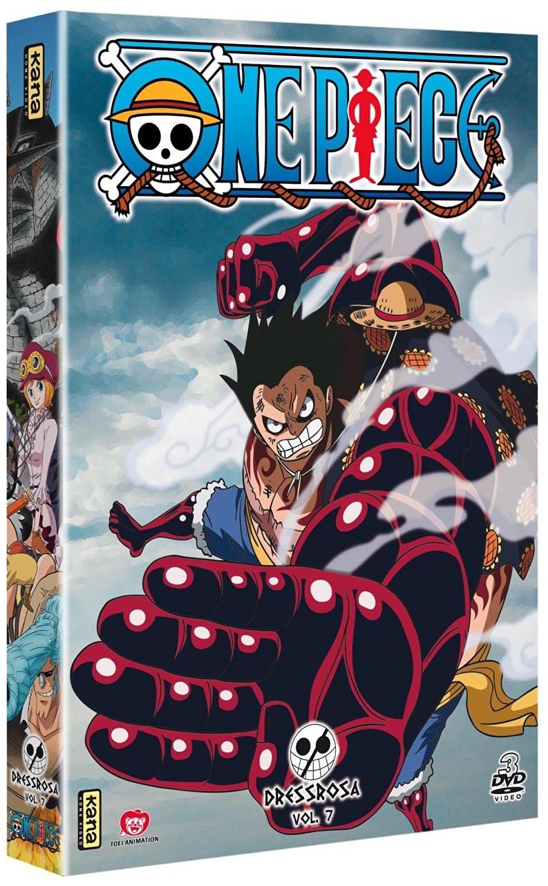 One Piece - Dressrosa Vol.7