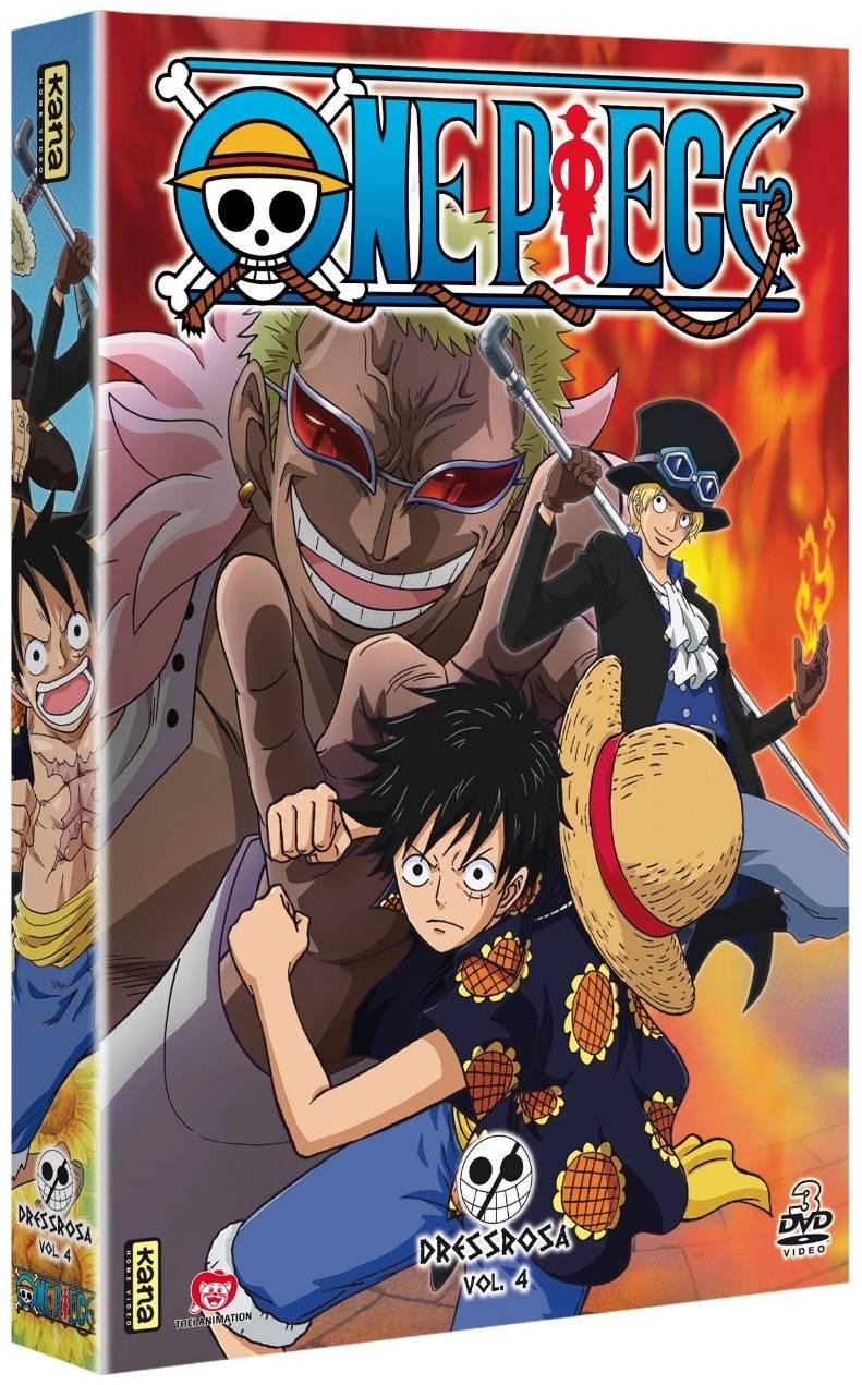 One Piece - Dressrosa Vol.4