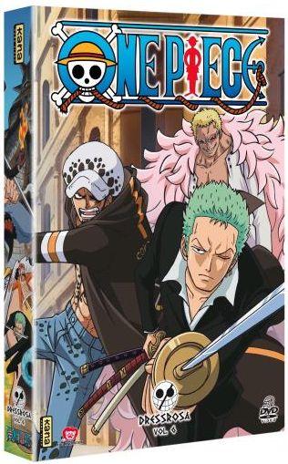 One Piece - Dressrosa Vol.6