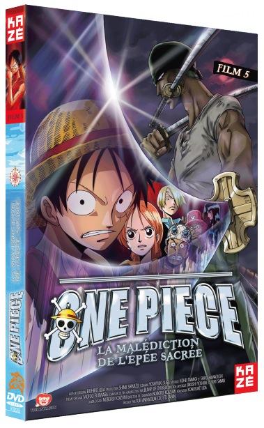 One Piece - Film 5 - La malédiction de l'épée sacrée