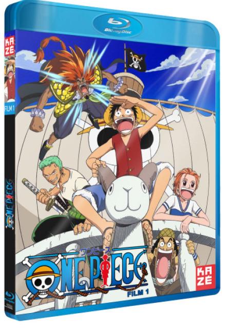 One Piece - Film 1   [DVDRIP] [FRENCH] [MULTI]