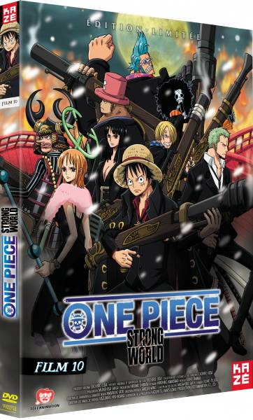One Piece - Film 10 - Strong world - Edition Limitée
