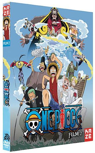 One Piece - Film 2 - L'aventure de l'île de l'horloge