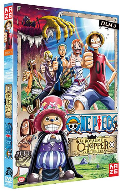 One Piece - Film 3 - Le royaume de Chopper, l'île des bêtes étranges