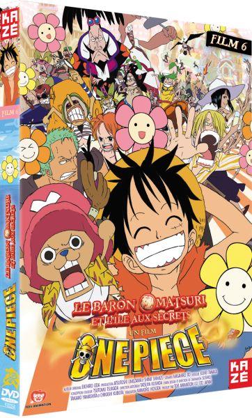 One Piece - Film 6 - Baron Omatsuri et l'île aux secrets