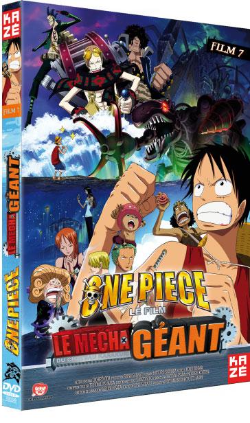 One Piece - Film 7 - Le mecha géant du château Karakuri