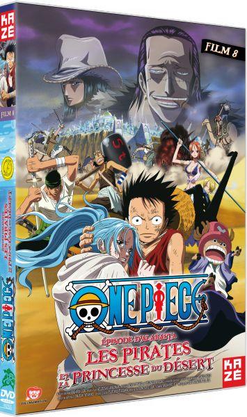 One Piece - Film 8 - Alabasta - Les Pirates et la princesse du désert