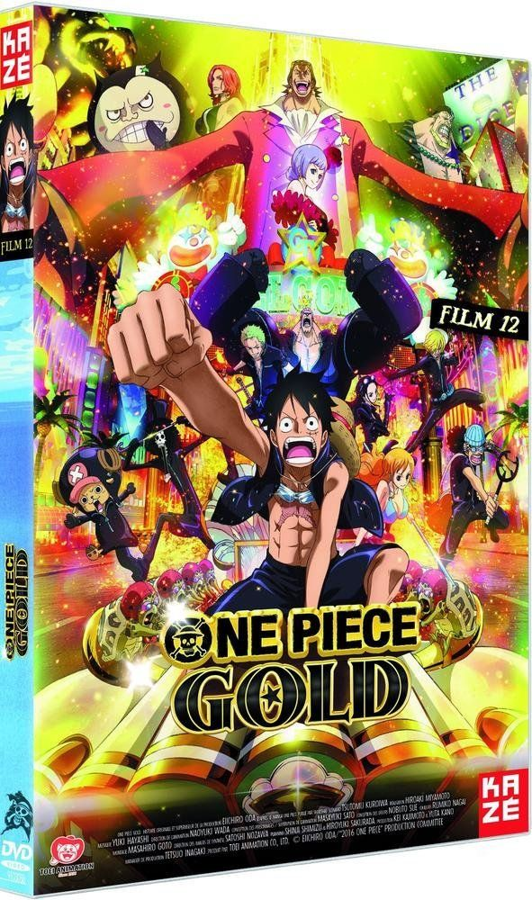 One Piece - Film 12 - Gold