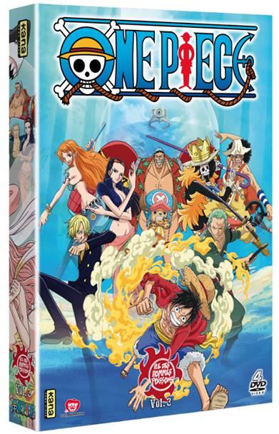 One Piece - Ile des hommes poissons Vol.3