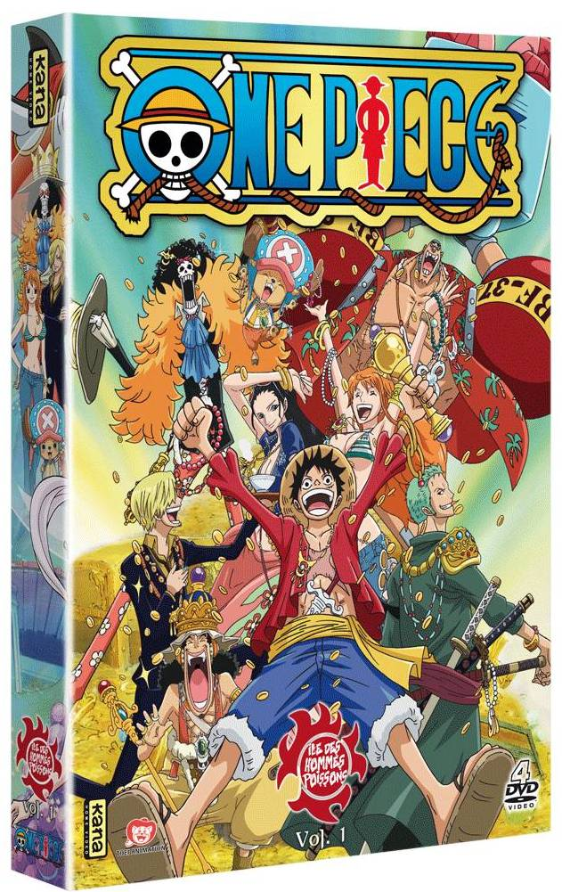 One Piece - Ile des hommes poissons Vol.1