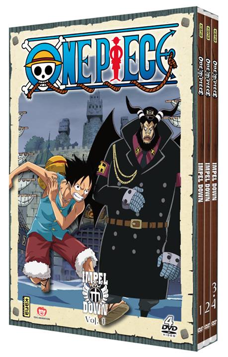 One Piece - Impel Down Vol.1