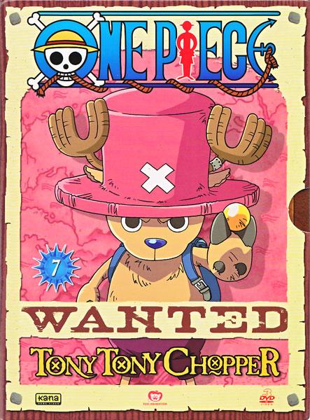 One Piece Vol.7