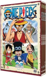 One Piece - Marine Ford Vol.3