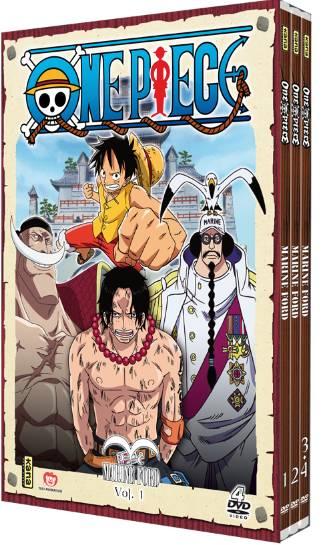 One Piece - Marine Ford Vol.1