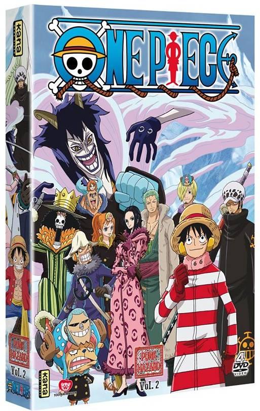 One Piece - Punk Hazard Vol.2