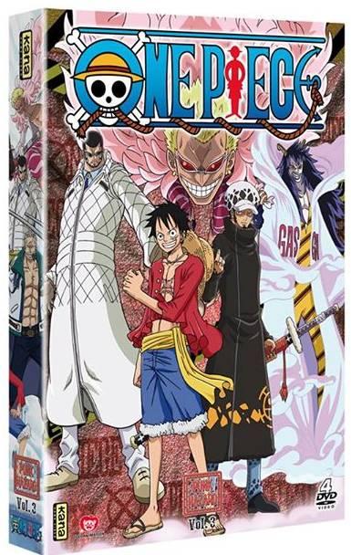 One Piece - Punk Hazard Vol.3
