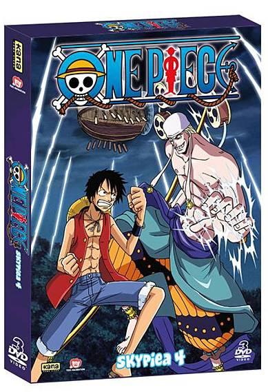 One Piece - Skypiea Vol.4
