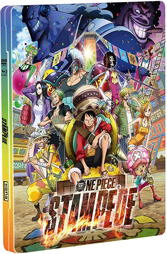 One Piece - Film 14 - Stampede - Dvd & Blu-Ray - Collector
