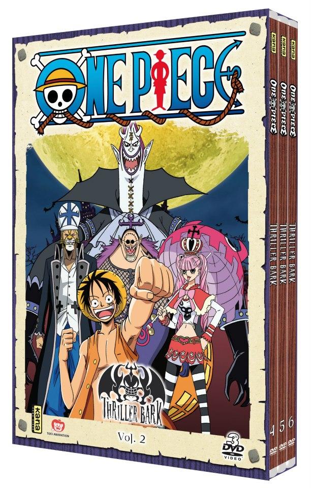 One Piece - Thriller Back Vol.2