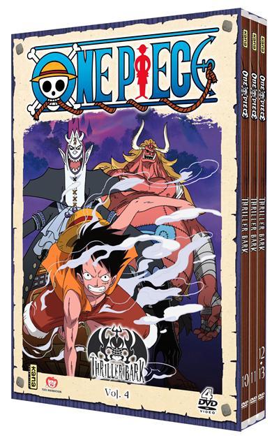 One Piece - Thriller Back Vol.4
