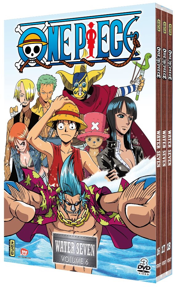 One Piece - Water Seven Vol.6