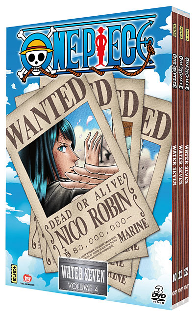 One Piece - Water Seven Vol.4