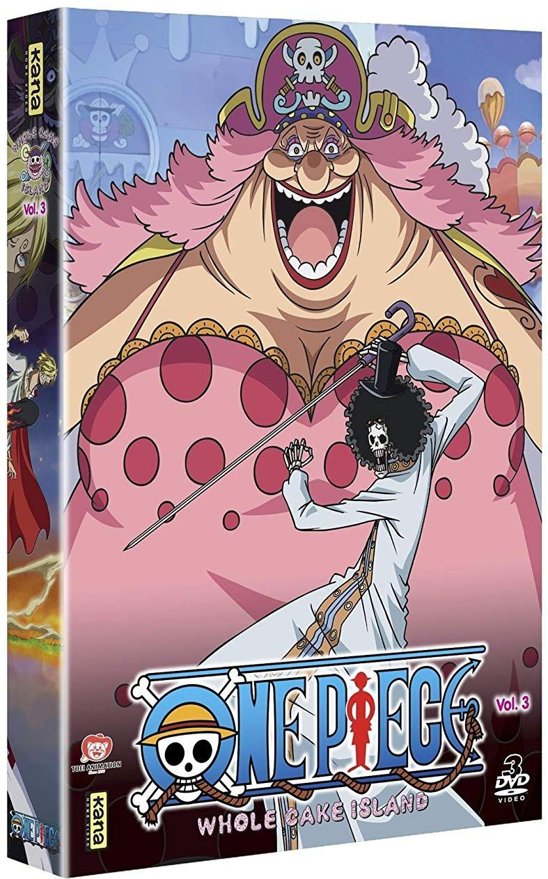 One Piece - Whole Cake Island Vol.3