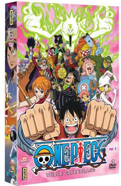 One Piece - Whole Cake Island Vol.5