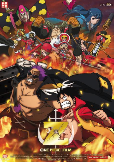 One Piece Film Z DVDRIP VOSTFR HD [Marine Ford Fansub]