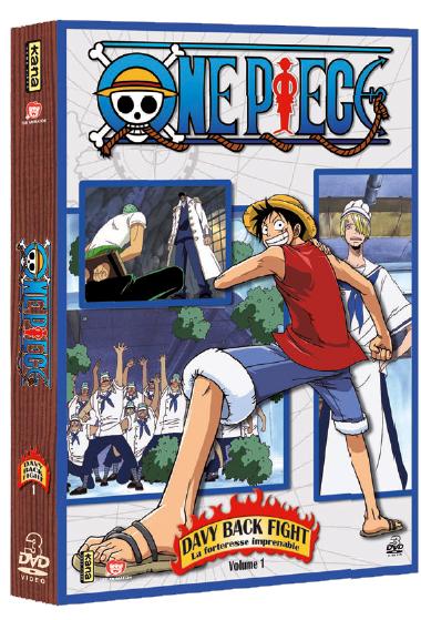 One Piece - Davy Back Fight Vol.1