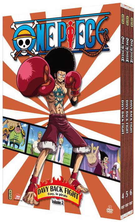 One Piece - Davy Back Fight Vol.2