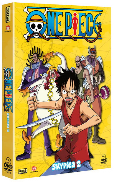 One Piece - Skypiea Vol.2