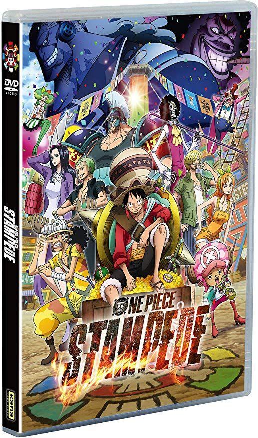 One Piece - Film 14 - Stampede - Dvd