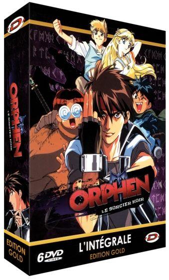 Orphen - Le Sorcier Noir - Intégrale Gold