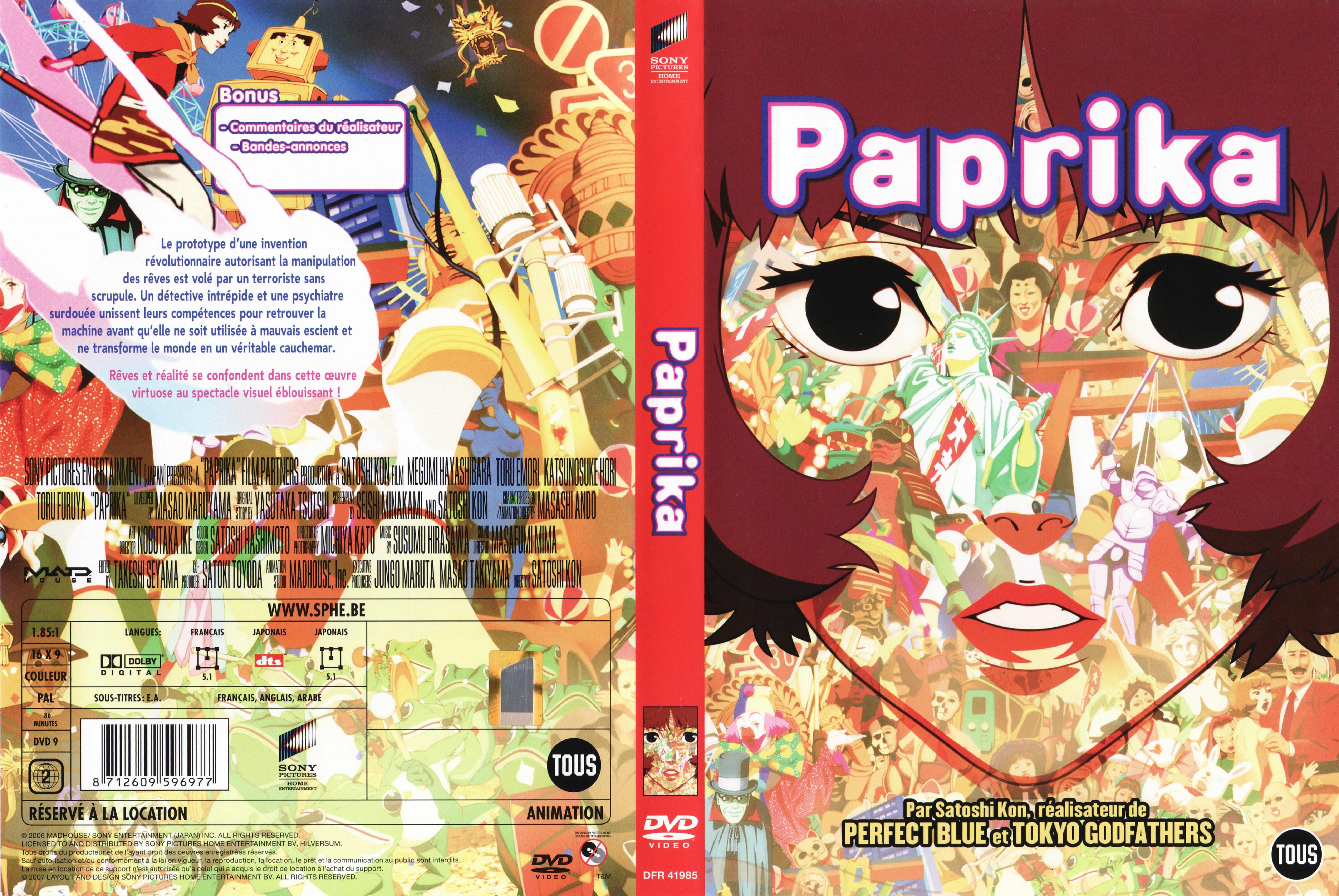 paprika film