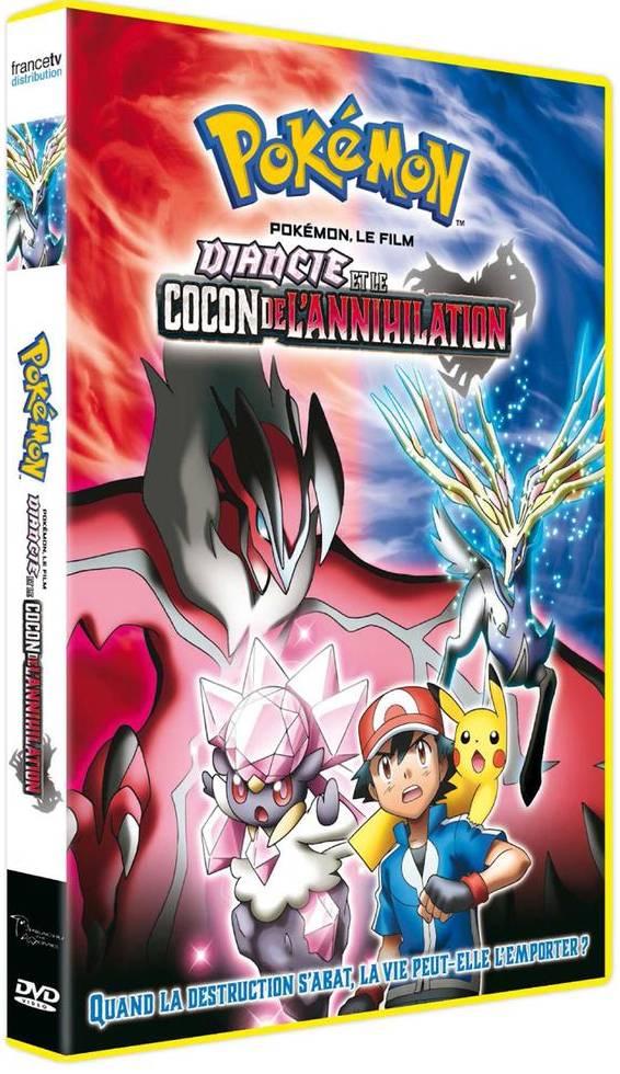 Pokémon - Film 17 - Diancie et le cocon de l'annihilation