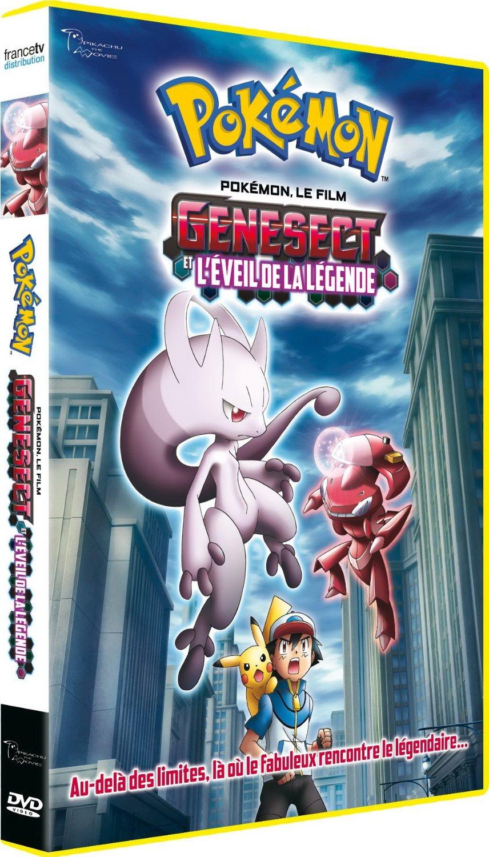 Pokémon - Film 16 - Genesect et l'Éveil de la légende