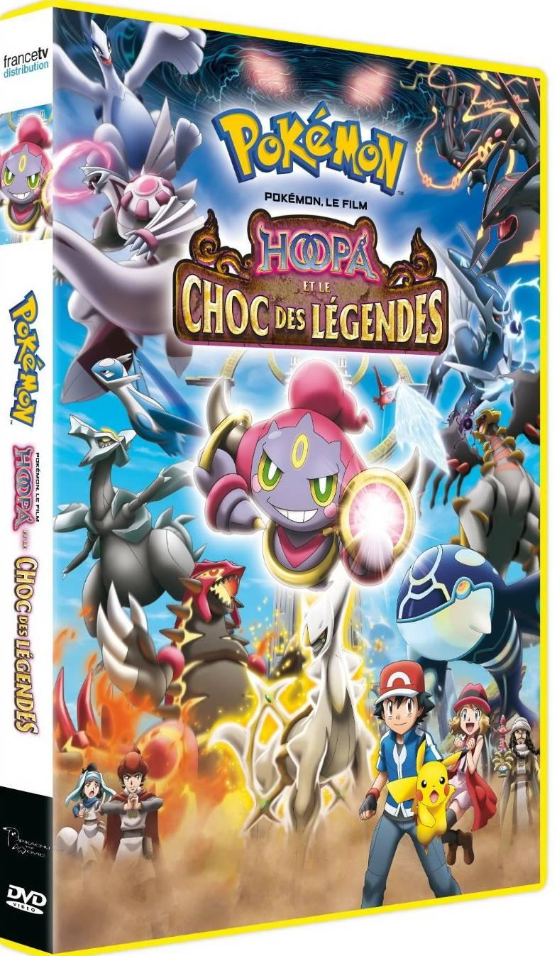 Pokémon - Film 18 - Hoopa et le choc des légendes