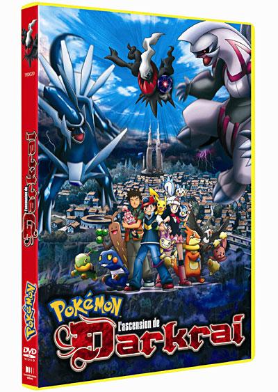 Pokémon Film - 10 - l'ascension de darkrai