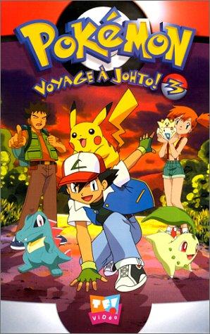 Pokemon : Voyage a Jotho - Saison 3
