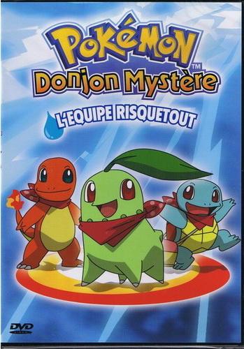 Pokémon - Donjon Mystère - L'équipe Risquetout