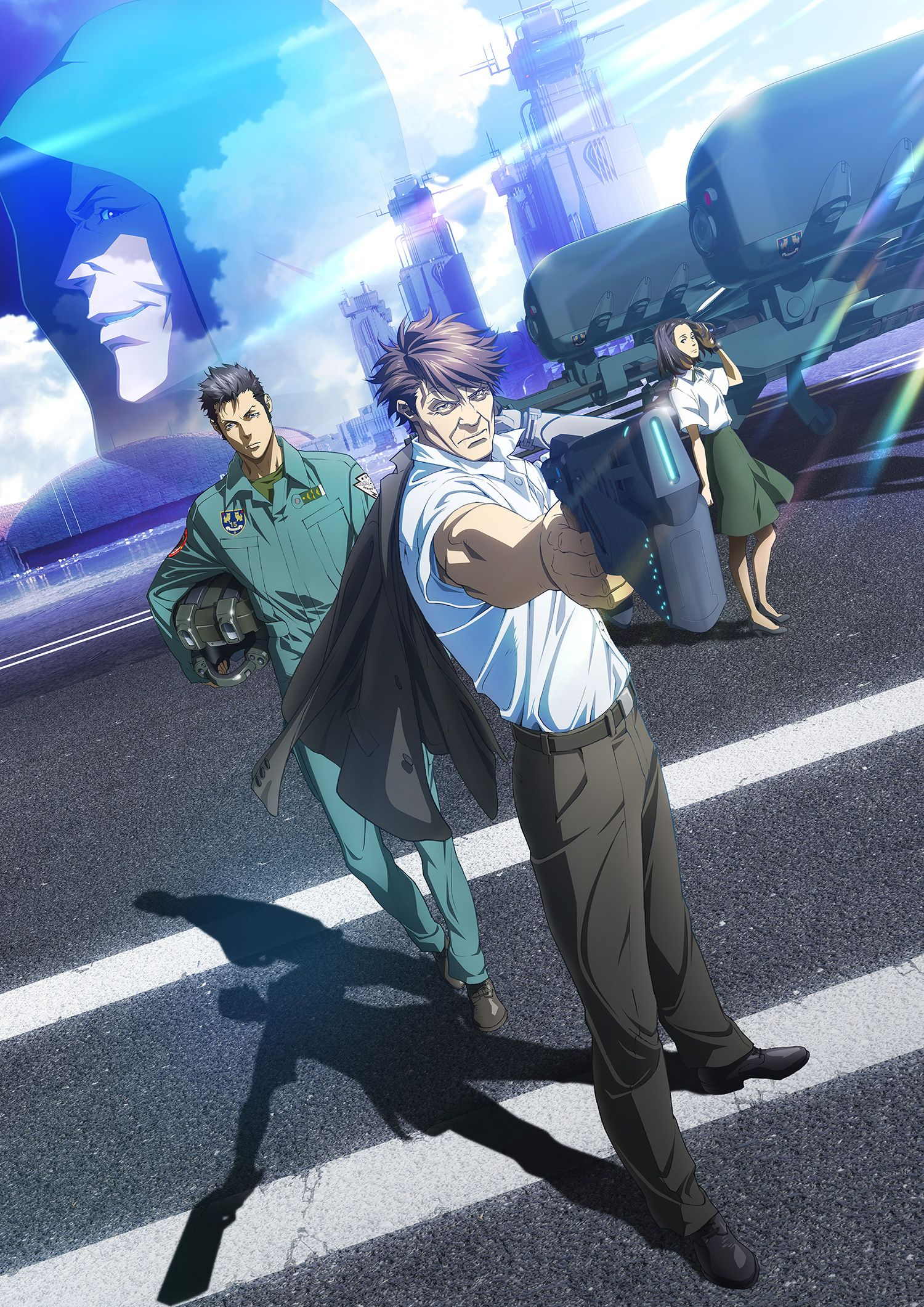 Psycho-Pass - Sinners of the System - Case 2 - Le premier gardien