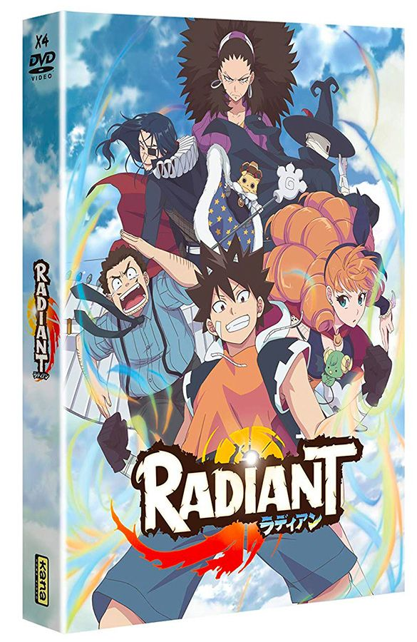 Radiant- French - Saison 2 - HDTV 720p