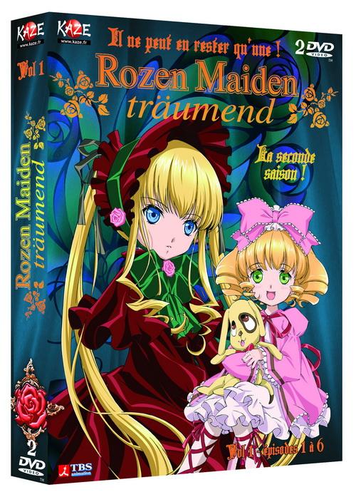 Rozen Maiden Trдumend VOSTFR [TVRip] [FS]