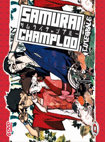 Samurai Champloo Integrale Vostfr/VF au choix