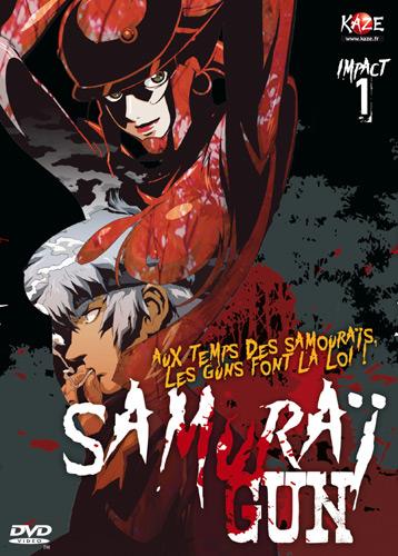 Samurai Gun - Intégrale