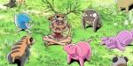 Dvd - One Piece - Film 3 - Le royaume de Chopper, l'île des bêtes étranges - Blu-Ray