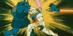Dvd - Mobile Suit Gundam Trilogie - Edition Collector Blu-Ray