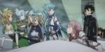 Dvd - Sword Art Online II - Arc 2 et 3 - Calibur - Mother's Rosario - Blu-Ray