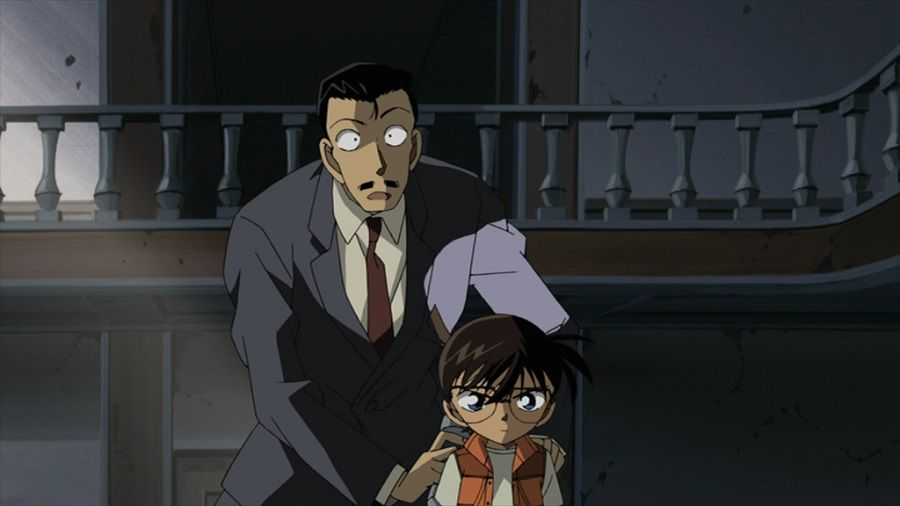 Détective Conan - Film 10 : Le Requiem des détectives - Combo Blu-ray + DVD - Screenshot 2